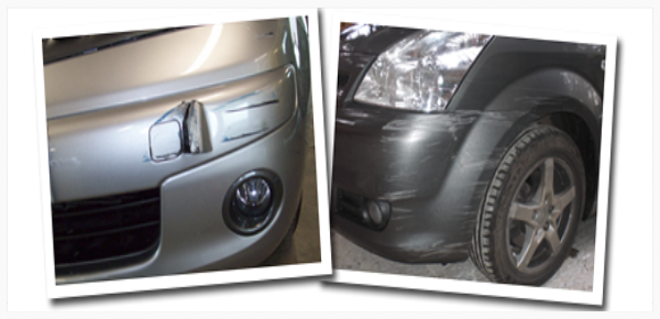 Plastic Bumper Repairs In Cromer Norfolk